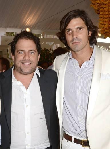 Brett Ratner & Nacho Figueras