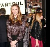 Brooklyn Decker Shows Off New Brunette Do at Wantful: The Art of Giving Bash