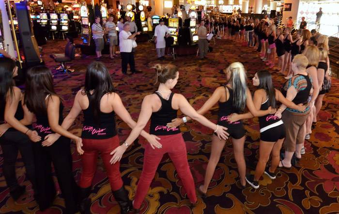 Crazy Girls Showgirls