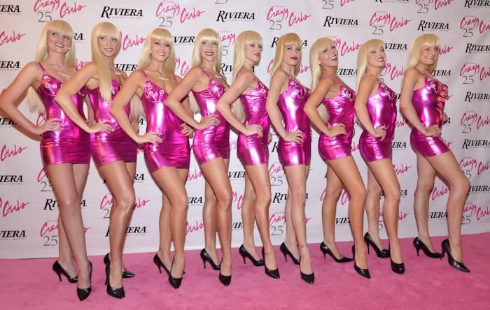 Crazy Girls cast