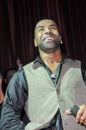 Ginuwine at LAX Nightclub. Photos: Powers Imagery LLC