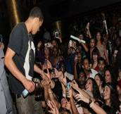 Haute Event: J. Cole Returns to Haze for a Five-Song Set