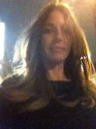 I love my brunette hair color and cut from Bradley Irion. Thoughts?—Kelly Bensimon
