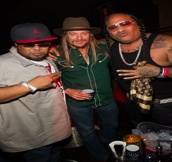 Haute Event: Kid Rock Hosts a Halloween Party at Lavo