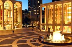 Lincoln Center, New York.