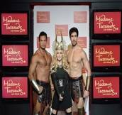 Photos: Madonna Wax Figure Unveiled at Madame Tussauds