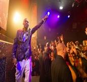 Haute Event: Nas Celebrates His New Album at Tao