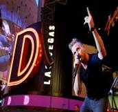 Haute Event: OneRepublic Helps the D Las Vegas Celebrate Its Opening