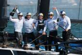 Oracle Team USA Spithill won the San Francisco World Series again