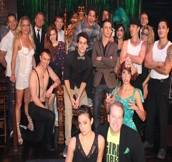 Haute Event: Jessica Stroup, Cast of 'Teen Wolf' Spotted at Absinthe