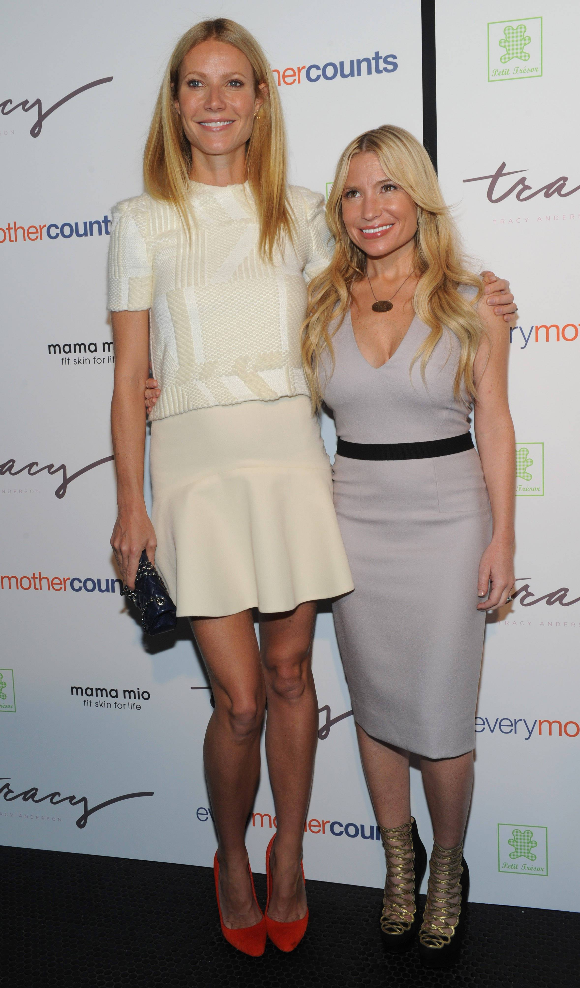 Gwyneth Paltrow, Tracy Anderson