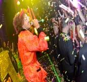 Haute Event: Redfoo, Zach Gilford, Susan Sarandon at Tao; Bradley Cooper at Marquee