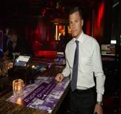 Haute Event: Sean Avery Supports LGBT Youth for Spirit Day at Marquee