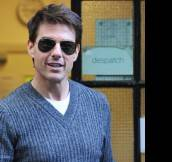 Haute 100 LA Update: Man Arrested for Intruding at Tom Cruise's LA Home