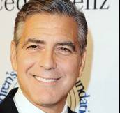 Haute 100 LA Update: George Clooney is a Distant Descendant of Abraham Lincoln
