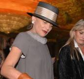 Sharon Stone Hosts LA Bag Ladies Benefit Luncheon for Lupus