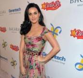 Haute Event: Katy Perry Honored at Dream Foundation Gala