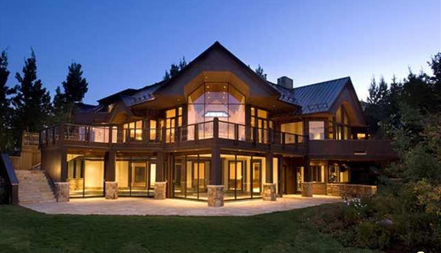 Aspen colorado ranks most expensive place to build homes for Building a home in colorado