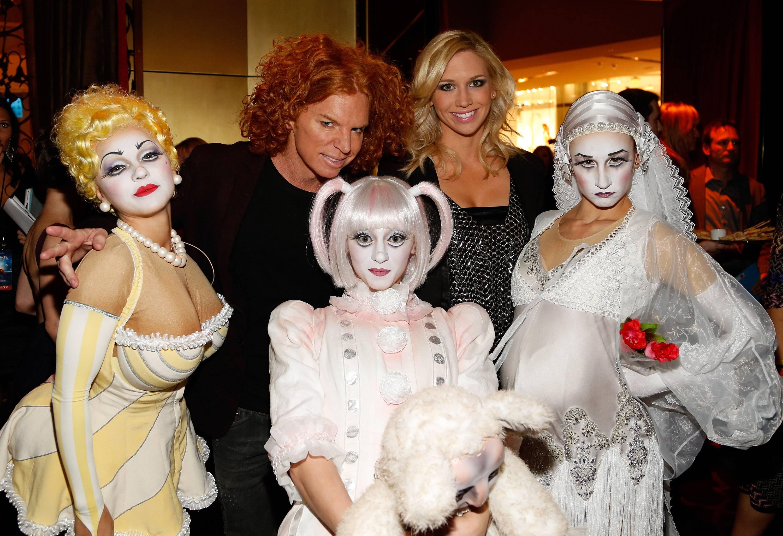 Zarkana By Cirque Du Soleil Las Vegas Premiere