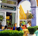 East Hampton's Babette's Heads West to Open Location in Los Angeles