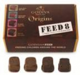 "Godiva Debuts Charitable ""Feed 8"" Origins Collection with Lauren Bush Lauren"