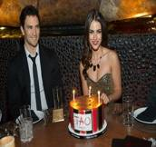 Haute Event: Jessica Lowndes Turns 24 at Tao, More