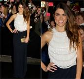 Haute 100 Miami Update: Nikki Reed Wears Naeem Khan to Twilight Premiere