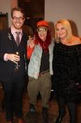 Seth Holehouse, Patricia Field and Helen Yarmak-1