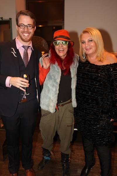 Seth Holehouse, Patricia Field and Helen Yarmak-1