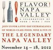 Food, Wine and Flavor! in Napa Valley