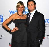 Cameron Diaz and Leonardo DiCaprio Come Out to Support Tag Heuer Charity Bash