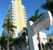 The Official Debut of The James Royal Palm on South Beach