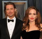 Haute 100 LA Update: Brad Pitt Says Wedding to Angelina Jolie Will 'Happen Soon'