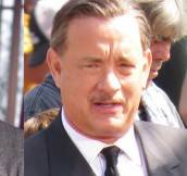 Haute 100 LA Update: Tom Hanks Reveals the Pressures of Playing Walt Disney