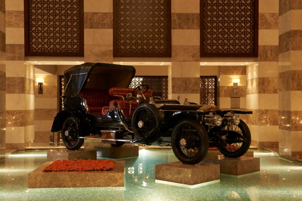 1911 Rolls-Royce Silver Ghost at The St. Regis Doha-Mid Res