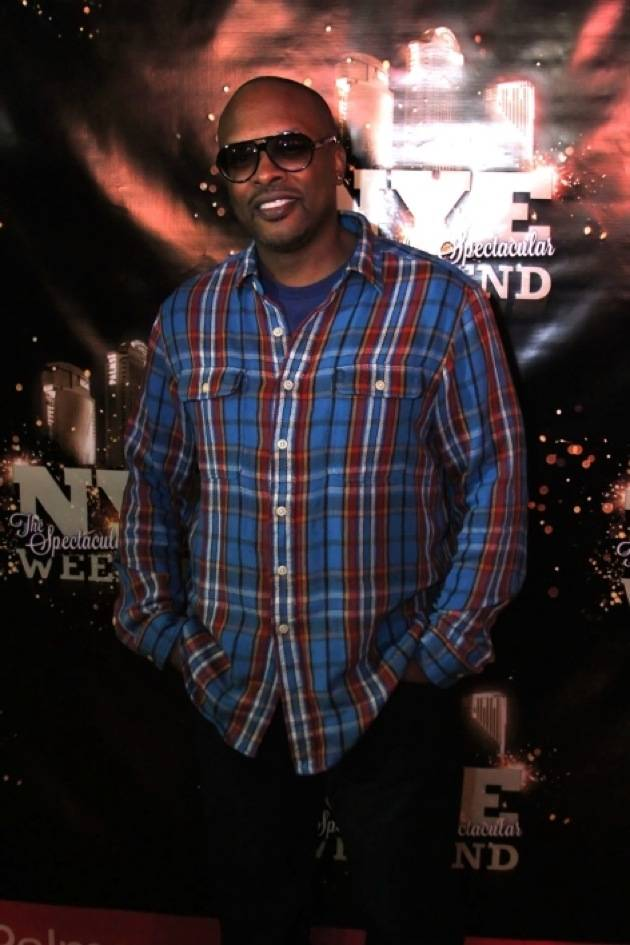 DJ Jazzy Jeff at Moon Nightclub in Palms Casino Resort credit Joe Fury