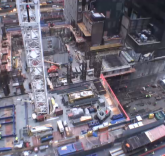 New York's Next Tallest Building 432 Park Avenue Rises on Real-Time Sky Camera