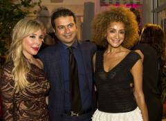 Marysol Patton, Kamal Hotchandani and Marita Stavrou