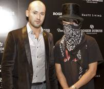 Dmitry Prut and Alec Monopoly