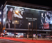 Welcome to Warsaw. —Michael Kors