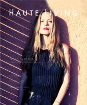 New Issue of HAUTE LIVING NEW YORK, Featuring Petra Nemcova – Read Online NOW
