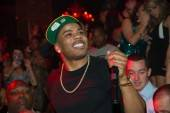 Nelly performs at Tao.