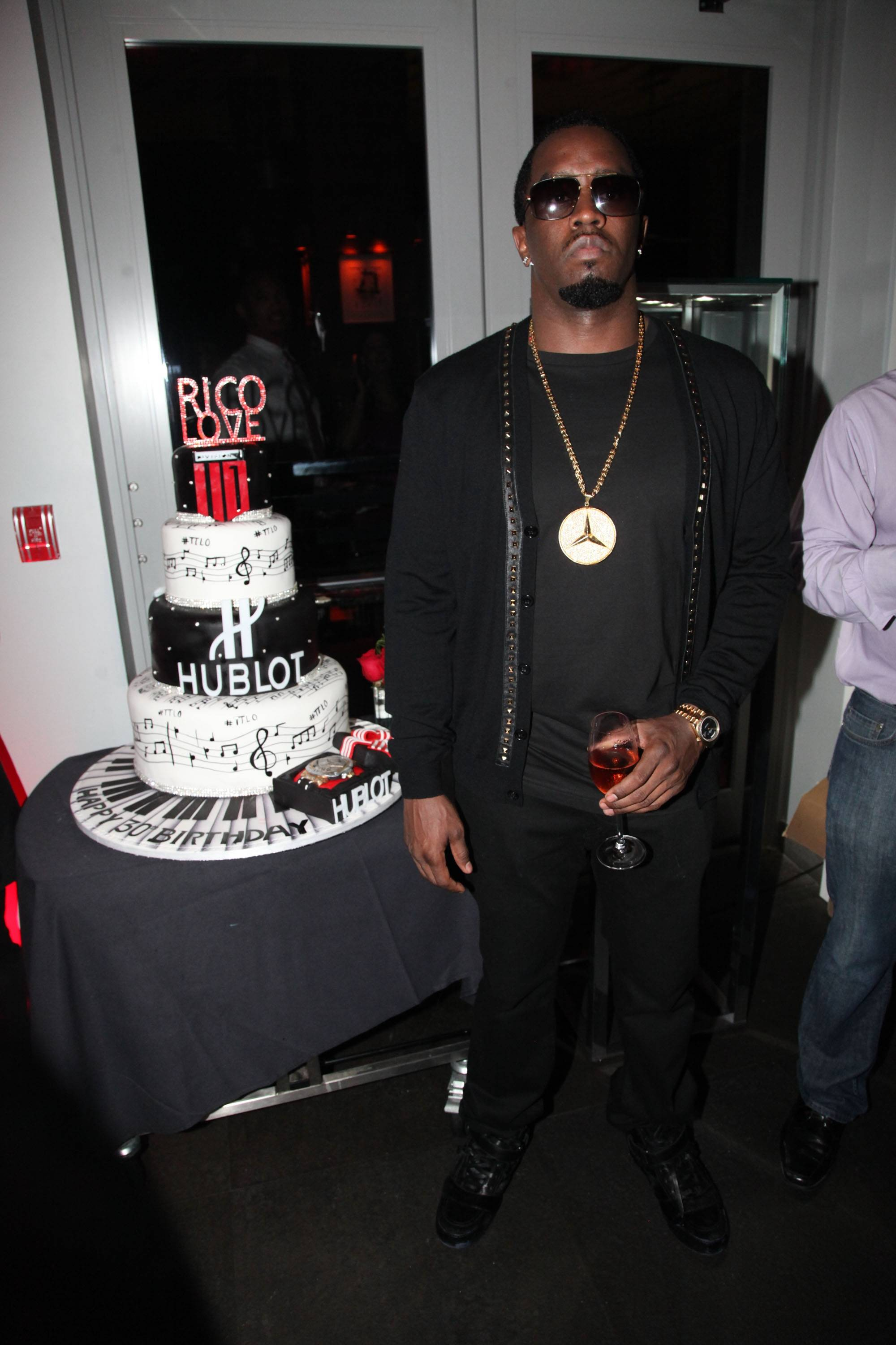 Rico Love's 30th Birthday Celebration