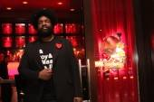 Questlove at Scarlet.