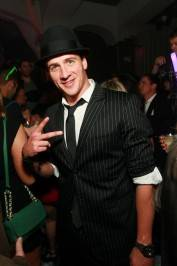 Ryan Lochte parties at Hyde.
