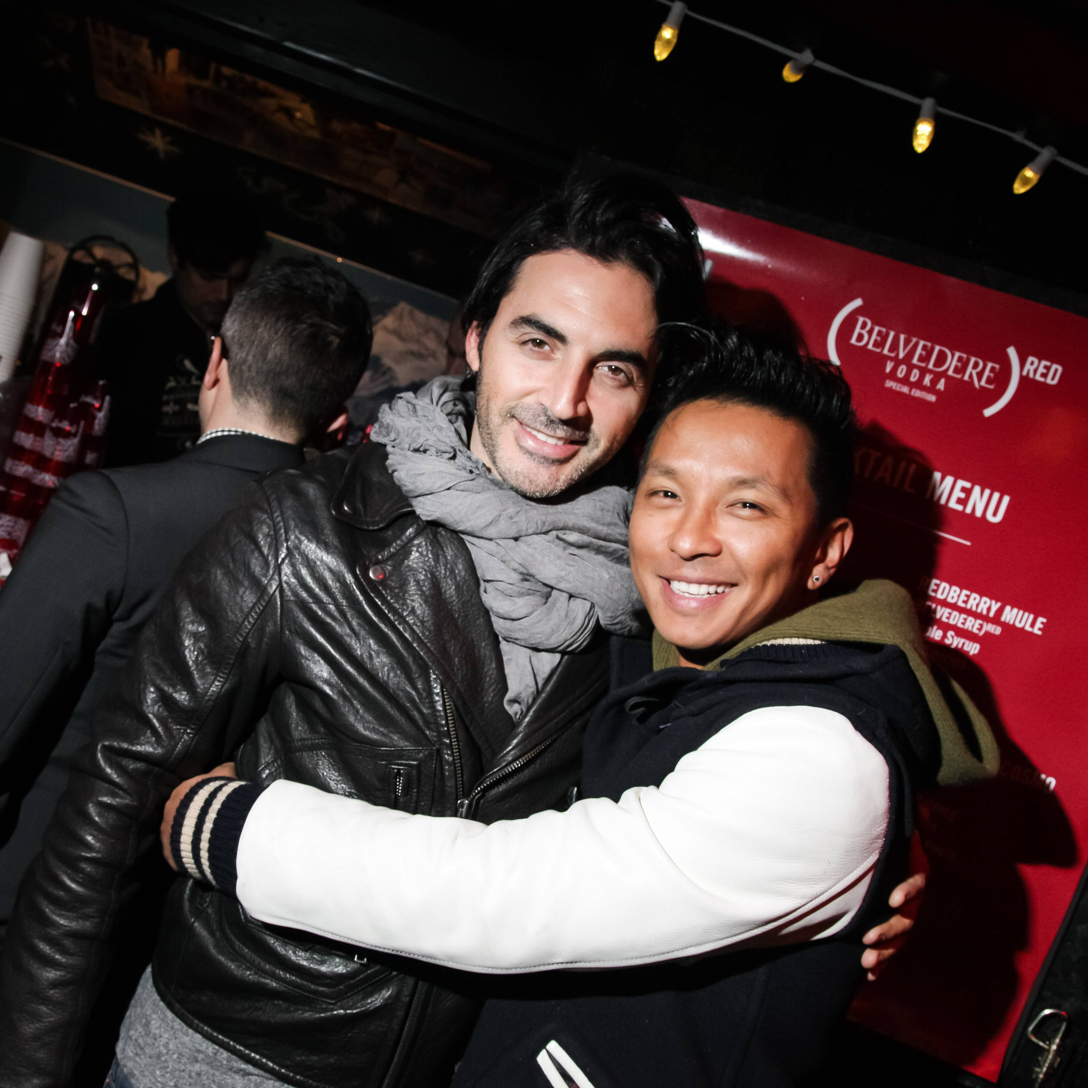 Dance and Skate (RED) for World Aids Day at The Standard, High Line