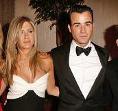 Haute 100 LA Update: Jennifer Aniston + Justin Theroux Throw Star-Studded Holiday Bash