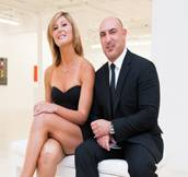 Gary Nader gallery showcasing art exhibit during Art Basel Miami week 2012. Photographer Serg Alexander IN305.com