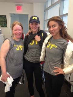 Dori's World: A Birthday Celebration at Soul Cycle