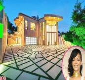 Rihanna Buys Amazing $12 Million Mansion in Pacific Palisades